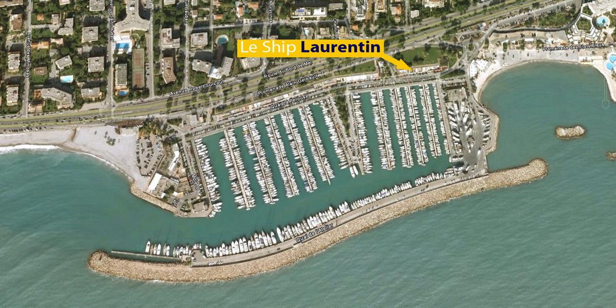 Contact le ship laurentin - Restaurant indien port saint laurent du var ...